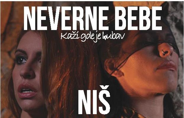 NEVERNE BEBE sa fanovima slave ljubav u Nišu 15. februara