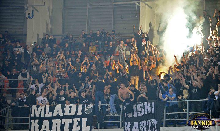 Partizan 11. put u finalu Kupa Radivoja Koraća