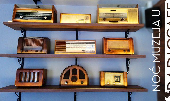 Noć muzeja – najveća stalna postavka radio aparata