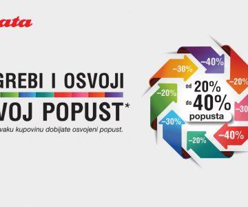 OGREBI & OSVOJI POPUST DO 40%