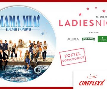 Repertoar bioskopa Cineplexx od 19. do 25. jula